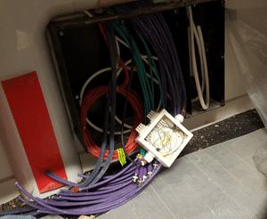 Fibre install box