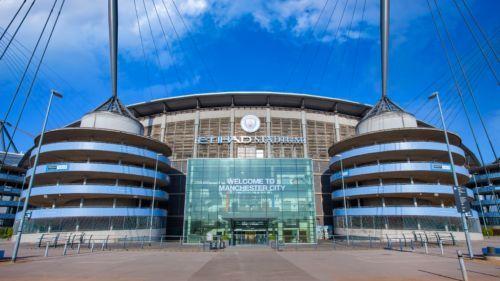 Manchester City Etihad Staduim